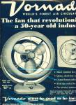 Vornado world's finest air circulators ad