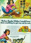 Click here to enlarge image and see more about item R4040: Purina Tender Vittles  ad