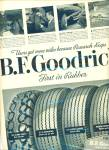 B. F.Goodrich rubber  ad - 1949