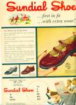 Click here to enlarge image and see more about item R4124a: Sundial shoes ad