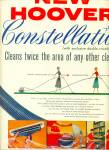 Click here to enlarge image and see more about item R4128: New Hoover constellation vacuum cleaner