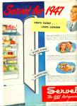 Click to view larger image of 1947 Servel, the gas refrigerator AD (Image2)