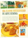 Big flavor buttermilks by Aunt Jemima  ad -64