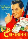 Chesterfield cigarettes (Glenn ford) ad
