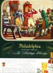 Philadelphia blended whisky ad FRANK REILLY