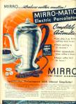 Mirro, the finest aluminum ad - 1949