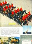 Canadian Government travel bureau ad - 1949