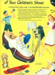 Click here to enlarge image and see more about item R4304: Weather bird shoes ad -