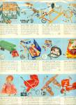Click here to enlarge image and see more about item R4396: 1950s Western Auto ~ TOYS ~ Vintage DOLLS 2 page AD