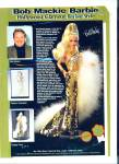 Click here to enlarge image and see more about item R4445: Bob Mackie Barbie DOLL AD