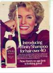 Click here to enlarge image and see more about item R4460: Affinity shampoo ad
