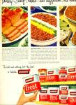 Click here to enlarge image and see more about item R4484: Armour pantry shelf meals ad