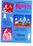 Click here to enlarge image and see more about item R4491: Kewpie doll from Jesco  1991 AD Advertising