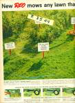 Reo Power mowers ad
