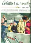 Winters a wonderful time to fly ad - 1955