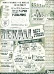 Click to view larger image of 1955 Rexall Drug AD March Bargain Bonanza (Image2)