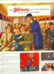 1944 Pennsylvania Railroad ad   HERBERT .... ART
