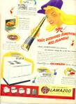 Click here to enlarge image and see more about item R4967: Kalamazoo home appliances ad - 1947