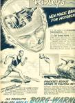 Click to view larger image of Borg Warner products ad - 1950 (Image1)