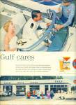 Click here to enlarge image and see more about item R4974: Gulf oil co. ad - 1959