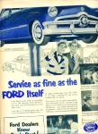 Ford Dealers know Fords best ad - 1950