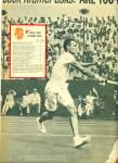 Click here to enlarge image and see more about item R5096: 1962 Wilson Sporting AD JACK KRAMER Tennis