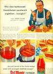Click here to enlarge image and see more about item R5172: Del Monte Tomato Catsup ad