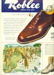Roblee shoes for men ad
