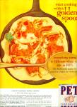 Click to view larger image of Pet Evaporated milk ad - 1964 (Image1)