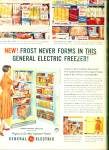 General electric freezer ad 1959