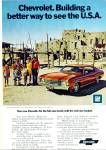 Chevrolet C hevelle for 1972 ad