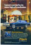 Oldsmobile Ninety-Eight regency ad