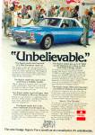 1976 Dodge Aspen K Car AD UNBELIEVABLE