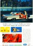 1963 Ford Motor car ad  Electrical is Better