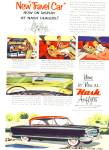 1953 Nash Airflytes automobile CAR AD