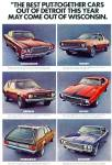 Click to view larger image of American Motors automobiles for 1972 ad (Image2)