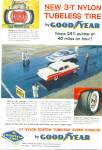 Click here to enlarge image and see more about item R7694: Good Year tires ad - 1956