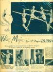 1951 PLAYTEX GIRDLE AD French Designer COOL P