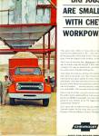 Click to view larger image of 1966 CHEVY Chevrolet Truck AD 2pg EL CAMINO + (Image2)