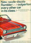 Click here to enlarge image and see more about item R7983: American Motors Rambler 1966 ad