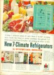 New 7 climate refrigerators by International