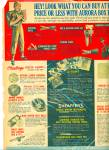Aurora Plastics items for sale ad - 1960 ad