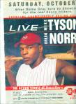 Click here to enlarge image and see more about item R8481: Boxing Match - MIKE TYSON  = 1999 ad