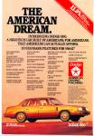 Dodge 600 automobile ad - 1982 & 1983