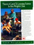 Click here to enlarge image and see more about item R8617: State Farm Insurance ad - 1992