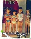 Click to view larger image of 1978 Little Miss Pink Tomato GIRL SWIMSUIT AD (Image2)