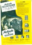 Click here to enlarge image and see more about item R8721: Motorola Television ad 1948