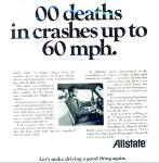 Click here to enlarge image and see more about item R8797: All State Insurance Company ad - 1971