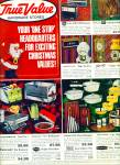 True Value Hardware Stores ad Vintage ITEMS