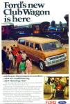 Ford club wagon ad  1971